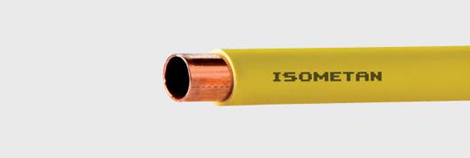 Zecchini srl tubi rivestiti e preisolati for Collegamento del tubo di rame al pvc