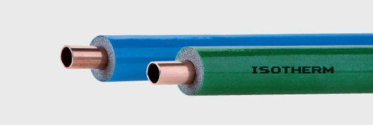 Zecchini srl tubi rivestiti e preisolati for Miglior isolamento del tubo di rame